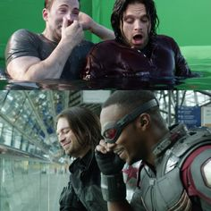 """The """"Captain America: Civil War"""" Bloopers Are A Gift To This World"""