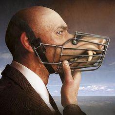 Illustration Using Portrait by Igor Morski: