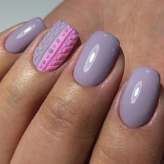 3d accent nail