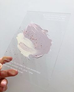 EYI Love - Modern, Minimalist Wedding Stationery, Foil Prints Calligraphy and sometimes, there's no paper or pressing involved at all 🎨 // screen printed enamel ink and hand painted acrylic for a pastel modern Miami art museum wedding. Wedding Cards, Wedding Day, Trendy Wedding, Wedding Venues, Luxury Wedding, Gold Wedding, Elegant Wedding, Rustic Wedding, Wedding Gifts