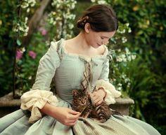 Faerytale princess & kitten. #dress