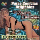 Puras Cumbias Originales con La Sonora Dinamita [CD]