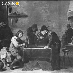 During the century, English casinos hired people to swallow 🎲 the dice in case of a police raid 🚓👮 Online Casino Games, Swallow, Dice, 18th Century, Swallows, Cubes