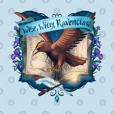 Harry Potter Houses, Harry Potter Fan Art, Hogwarts Houses Crests, Ravenclaw, Harry Potter Background, Wise One, Harry Potter Aesthetic, Beast, Fandoms