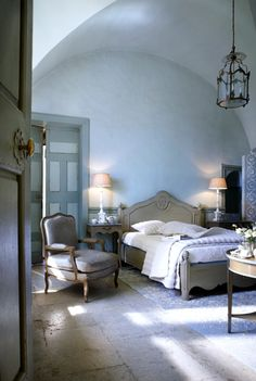 Chambre provençal #chambre #bedroom #french #furniture #Provence