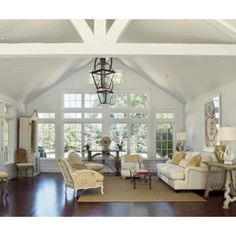 Vaulted Ceilings Design, Pictures, Remodel, Decor and Ideas