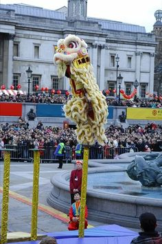 London will once again be home to the spectacular celebration of the Chinese New Year on Sunday 2nd February 2014, with celebrations spreading from iconic Trafalgar Square, Leicester Square, Shaftesbury Avenue, Charing Cross Road and Chinatown
