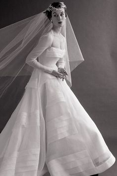 Wedding Dress Trends Through Time: How have gowns changed?