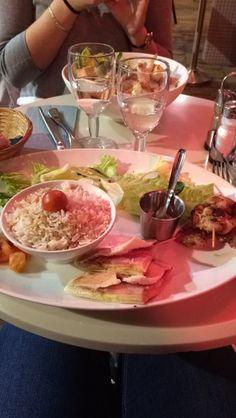 Le Paradis du Fruit, un très bon restaurant Place du Capitole !! Mon coup de ❤️ gastronomique de Toulouse