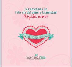 Feliz día de San Valentín #meconsiento #lafrase #spa #SperienzaSpa