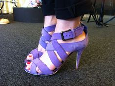 Got to have this Purple pumps!