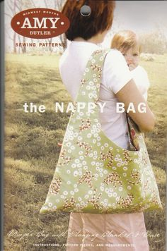 The Nappy Bag by LavenderQuiltShop on Etsy