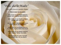 imagenes para el dia de las madres | Ay que Madre tan hermosa ! Poem Quotes, Real Quotes, Words Quotes, Poems, Power Of The Tongue, Mother's Day Projects, Speak Life, Mom Day, Oldies But Goodies