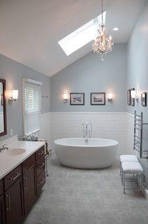 Master Bath - modern - bathroom - philadelphia - by Pine Street Carpenters & The Kitchen Studio