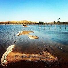 Salt lake on Calblanque. #timelapse #calblanque #timelapser #photography #saltlake #mediterranean #spain #water www.albertoexposito.net Time Lapse Photography, Spain, River, World, Beach, Nature, Photos, Outdoor, Outdoors