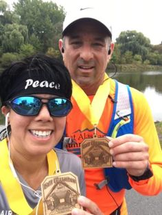 The Race that Almost Didn't Happen for Us--Bruckelaufe Half Marathon