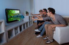 Ah, Tv's 3D são tão legais! #EuQuero