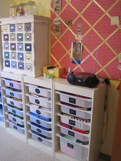The Patriotic Quilter: Sewing Room Part 3: The Finish