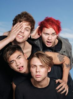 5 Seconds of Summer: Inside the Wild Life of the World's Hottest ...