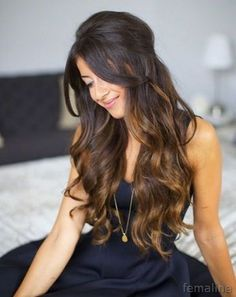Elegant bridal hairstyles for long hair (161)