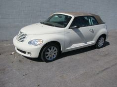 Cars for Sale: 2006 Chrysler PT Cruiser Touring in New Castle, DE 19720: Convertible Details - 368719217 - AutoTrader.com
