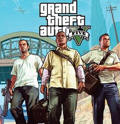 "GTA 5. The pursuit of Gta4 Sucess . Gta5 is very reallistic and the graphic is spectacular . You can make a 100"" of activities on the new map called : Los Santos . The principal personnage is Mickael,Trevor,Franklin, an most ."
