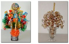 How To Make Candy Bouquet   candy bouquet instructions   candy bouquets