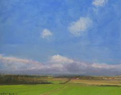 Buy Yorkshire Wolds., Oil painting by Malcolm Ludvigsen on Artfinder. Discover thousands of other original paintings, prints, sculptures and photography from independent artists.