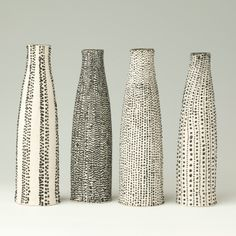 Katherine Smyth trained in ceramics at the National Art School in Sydney