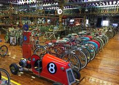 Free Museums in Pennsylvania: Bicycle Heaven in Pittsburgh PA