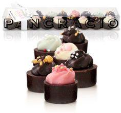 Todo un regalo para el paladar...Chocolates Pancracio
