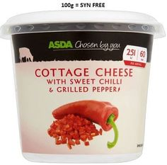 Slimming world Syns Asda Slimming World, Slimming World Syn Values, Syn Free Food, Sweet Chilli, Man Food, Snacks For Work, No Calorie Foods, Slimming World Recipes, Food Hacks
