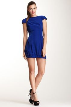 Really cute dress but probably use a different cut for the bottom