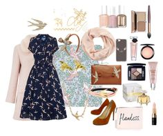 """""""Untitled #630"""" by thymetorelax on Polyvore featuring McQ by Alexander McQueen, Alex Monroe, Minnie Grace, RED Valentino, Accessorize, Miss Selfridge, Collectif, Barneys New York, Casetify and Lalique"""