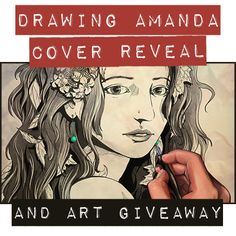 Laurie's Non-paranormal Thoughts and Reviews: Drawing Amanda by Stephanie Feuer: Cover Reveal