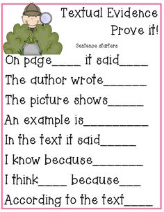 Proving how you got the answer is essential for the common core.  This pack shows how and has tons of practice pages for your students.