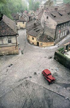 Franco Fontana, Praga, 1967