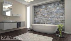 fotobehang voor je badkamer