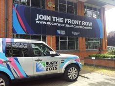Sign up for ticket news and volunteering updates. Rugby world cup 2015