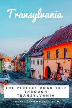 The best itinerary and road trip through Transylvania made by a local. From the old Saxon town of Brasov to the colorful medieval town of Sighisoara, and many other smaller rustic villages. European Travel Tips, Europe Travel Guide, Europe Destinations, Travel Tours, Travel Guides, Travel Plan, Travel Hacks, Oh The Places You'll Go, Places To Travel