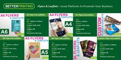 Make a powerful #brand management through #flyers & #leaflets #printing