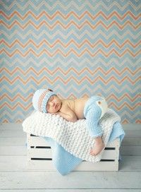 NewBorn Party Costume,Baby Photography Prop, Baby Photo Prop,Crochet Baby Clothes This baby Photogra