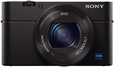 Buy Sony Premium Digital Compact Camera at Argos. Thousands of products for same day delivery or fast store collection. Wi Fi, Canon Kamera, Selfies, Distancia Focal, Sony Digital Camera, Camera Prices, Optical Image, Home Camera, Cmos Sensor
