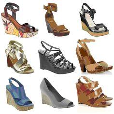 Jenis sandal fashion wedges atau high heels ini sama seperti jenis sandal lainnya. Mengalami pasang surut kepopuleran, namun peluang usahanya tak pernah surut.