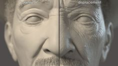 Absolutely amazing! How displacement maps works: Accurate Displacement Workflow | Akin Bilgic