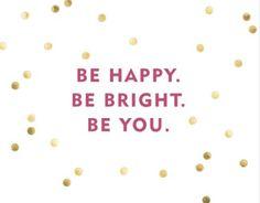 #monday #motivation for you. #behappy #bebright #beyou #gold shop-> www.jampaper.com #jampaper #officesupplies #partysupplies #summer