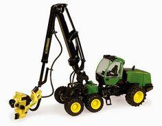 3000toys.com: 2014 New Ertl Models