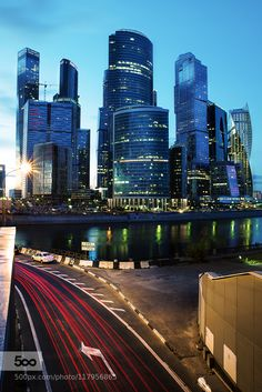 Moscow International Business Center - 2 - Pinned by Mak Khalaf Moscow International Business Center (Russian: Московский Международный Деловой Центр; ММДЦ) also referred to as Moscow-City or Moskva-City (Russian: Москва-Сити) is a commercial district in central Moscow Russia. Located near the Third Ring Road in Presnensky District of western Moscow the Moscow-City area is currently under development. Facebook Twitter Website Instagram City and Architecture ArchitectureConstruction…