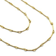 Layer Me Long Chain NecklaceMulti by SueSanderDesigns on Etsy