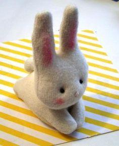洗濯ばさみ・デ・ウサギの作り方|ソーイング|編み物・手芸・ソーイング
